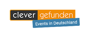 """Logo Clever-Gefunden – """"Events in Deutschland"""""""