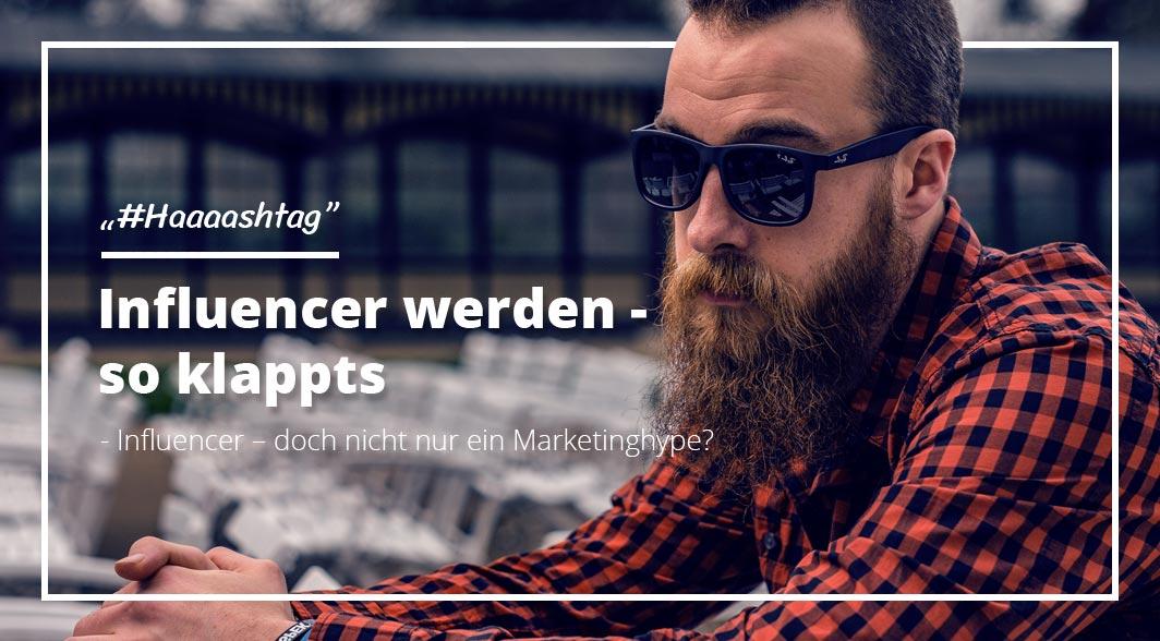 Beitragsbild des Artikels: Berufswunsch Influencer – wie verwirkliche ich meinen Wunsch? auf clever-gefunden-magazin.de