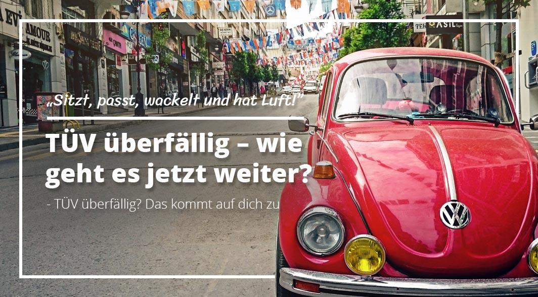 Beitragsbild des Artikels: TÜV überfällig? Das kommt auf dich zu auf clever-gefunden-magazin.de